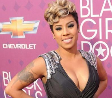 BET Black Girls Rock 2012 Red Carpet Arrivals