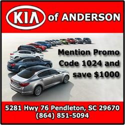 Kia of Anderson