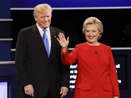 Clinton/Trump Presidential Debate Is Most-Watched Ever