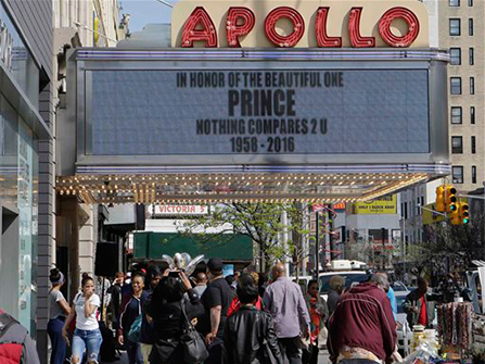 Apollo Theater Reportedly Turns Down Trump Request To Rent Venue
