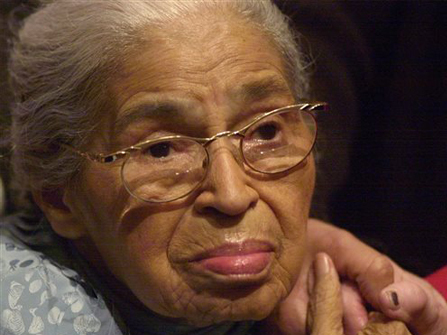 Little Caesars Founder Paid Rosa Parks' Rent For Over A Decade