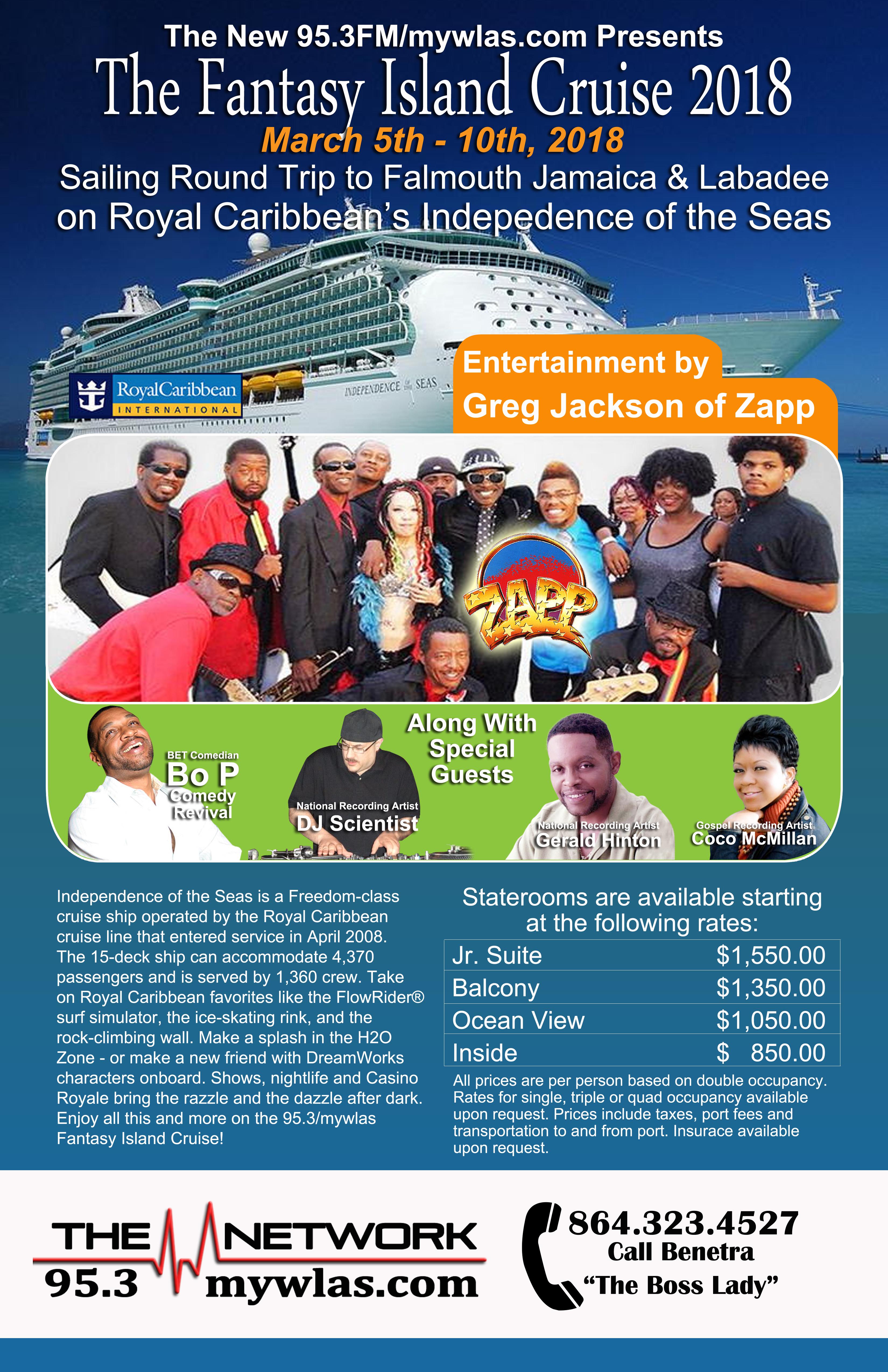 Jamaica Labadee Cruise